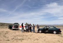 A research trip to AREA51- Nevada / -