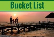 *** Bucket List from Around the World / What is on your Bucket List?  #BucketList
