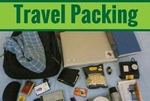 *** Travel Packing / Packing tips for Long and Short Term Travel