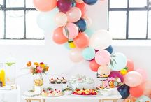 PARTY IDEAS & DECOR
