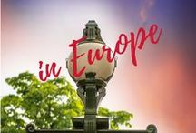 ✈️  Travel Europe  ✈️ / All things travel in Europe, Travel Europe, Europe Travel Guide, Europe Travel Tips
