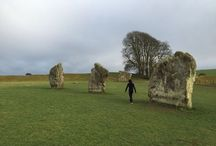Research Trip to Avebury Stone Circle / -