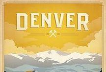 ✈️  Travel Denver ✈️ / All things Denver