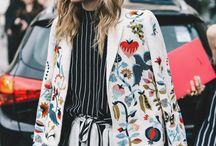 Fashion / Love me some streetstyle