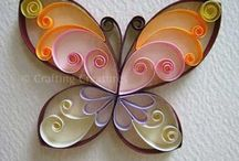 EASY & SIMPLE QUILLING.