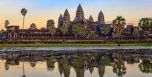 ✈️  Travel Cambodia  ✈️ / All things Travel in Cambodia, Cambodia Travel Guide, Cambodia Travel, Travel Cambodia, Things to do in Cambodia, Cambodia food