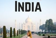 ✈️  Travel India ✈️ / All things Travel in India, Travel India, India Travel, Things to in India, India Travel Guide, India food
