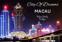 ✈️  Travel Macau  ✈️ / All things travel related to Macau Travel, Travel Macau, Macau Travel Guide, Things to do in Macau,