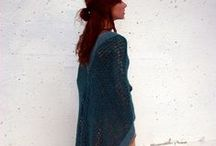 mantello crochet