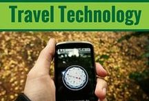 *** Travel Technology / Sometimes, well now its all the time technology helps us in our day to day lives and especially when we travel.  All things Travel technology. Travel Apps.