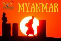 ✈️  Travel Myanmar ✈️ / Travel in Myanmar, Myanmar Travel Tips, Myanmar Tips, Myanmar Travel Guide, Myanmar Travel