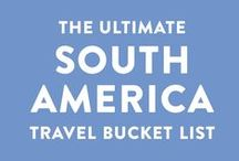 ✈️  Travel South America  ✈️ / All things South America Travel, South America Travel Guides, South America Things to do, South America Travel Itineraries, South America Travel Tips