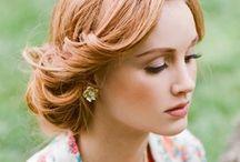 hair & makeup / by Katherine Gayhart