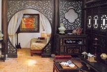 Stiluri amenajari interioare / Exotique.ro va ofera sugestii originale pentru amenajarea locuintei dvs. in diferite stiluri exotice, cu piese de mobilier specific.