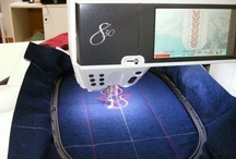 Sewing with Bernina / by Joy Goebel