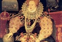Historical Clothing Tudor/Elizabethan / by Mrs P Nightingale