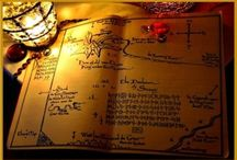 Middle Earth / Lord of the Rings, The Hobbit, and all things Tolkien! / by Samantha Morton
