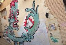 אמני רחוב בתל אביב | Tel Aviv Street Art / Street artists from Tel Aviv / אוסף יצירות שמצאתי ברחובות תל אביב