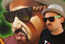 faces / street art