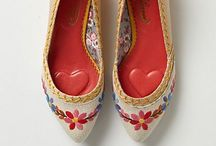 Footwear / by Silvia Salgado