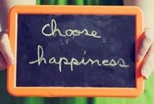 Happiness / Find your path to joy and happiness.