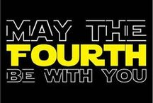 May the Fourth Be with You / by Miami-Dade Public Library System