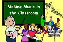 Making Music / teaching music in schools / by Skool Aid Products