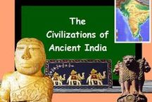 Ancient India / history products for teaching about ancient India / by Skool Aid Products