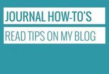 Journal Junkie Blog / Popular posts from my blog.