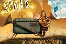 Spark a Reaction - 2014 Teen Summer Reading Program