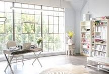 Love a work space / Creative spaces I would love to spend a day in. Or more.