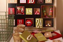 Adventskalendrar / Här sparar vi fiffiga idéer till adventskalendrar! Några kalendrar finns att köpa hos oss men de flesta är in-pinnade, fina & kluriga kalendrar som pinnare där ute gjort!  Vi hoppas att du ska hitta inspiration till din kalender här :)