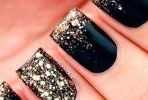 Black Nails / by Nail Designer