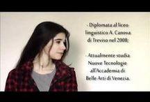 Video Curriculum Infografico / Raccolta  di video curriculum, curriculum vitae interattivi, cv in infografica realizzati con slideshare o con Prezi.
