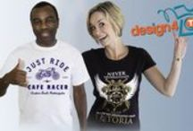Design4T T-Shirt Campaigns / Design and Sell T-shirts Online. Design4T is South Africa's first crowdfunding platform for customised T-shirts. Find all our campaigns here. www.design4t.com