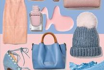 essential apparel I rose quartz & serenity / 2016 is giving us two alluring hues for our fashion sense. Explore all things rose quartz and serenity!