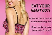 essential apparel I be mine l valentines / A true love story always has a romantic wardrobe!