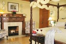 "Beautiful Bed & Breakfast Bedrooms / The place where you go ""Ahhhhh""."