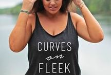 """essential apparel I body positive / """"Size does not define the fashionista!""""    Self love, body positive styles to embrace your beauty!"""