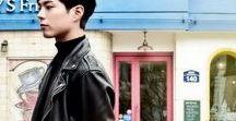 박보검 기사 사진 / 기사 짤 만으로도 팬질이 가능할지도!