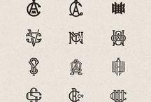 Letter-Marks & Monograms