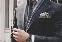Essentials Of Gentleman / Ανδρική Μόδα / Αγαπημένα