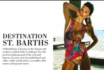 Exotics Getaways / Enjoy this fascinating journey throught CAFFE´S 2013 Spring Summer Collection