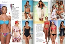 Caffe Swimwear Press / From the runways to the pages of your favorite magazines, Caffe Swimwear has become an international best-seller, proving that luxe chic is always in style!
