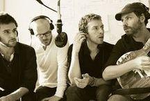 *** Coldplay <3 *** / by AJ Castles