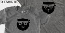 Cats Cats Cats! / Cat Inspired Apparel & Gifts