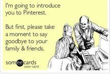 Pinterest, Pin disclaimer & Google / by Linda El Saieh