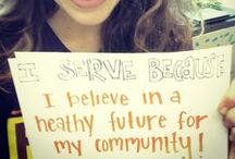 Why We Serve / Why do FoodCorps members serve across America?
