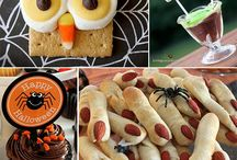 Recette party d'halloween