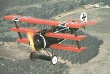 aviação —1° WW